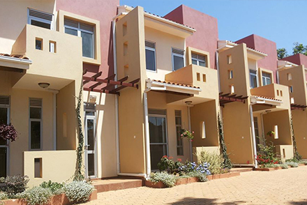 Apartments in Luzira
