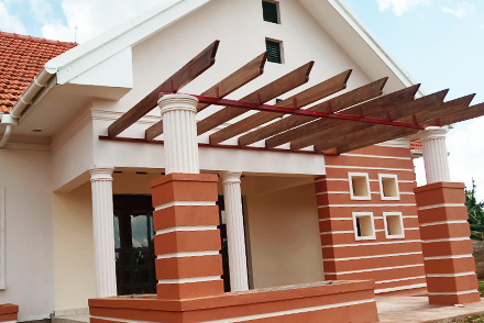 House in Bushenyi